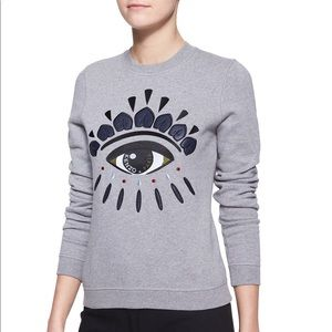 Limited edition KENZO EYE SWEATSHIRT